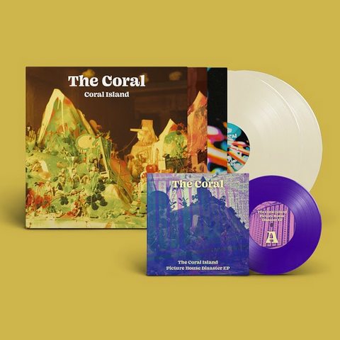 The Coral 'Coral Island' 2xLP