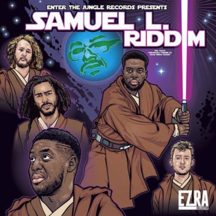 Ezra Collective 'Samuel L.Riddim / Dark Side Riddim' 12""