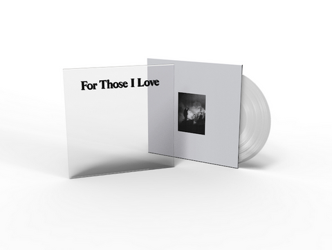 For Those I Love 'For Those I Love' LP
