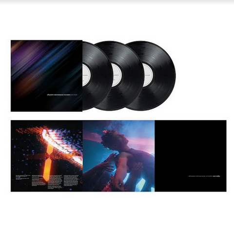 New Order 'Education Entertainment Recreation (Live At Alexandra Palace)' 3xLP