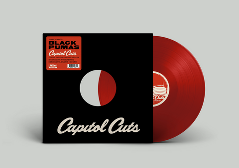Black Pumas 'Capitol Cuts' LP