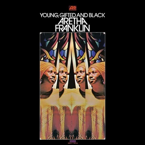 Aretha Franklin 'Young, Gifted And Black' LP