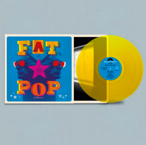 Paul Weller 'Fat Pop (Volume 1)' LP