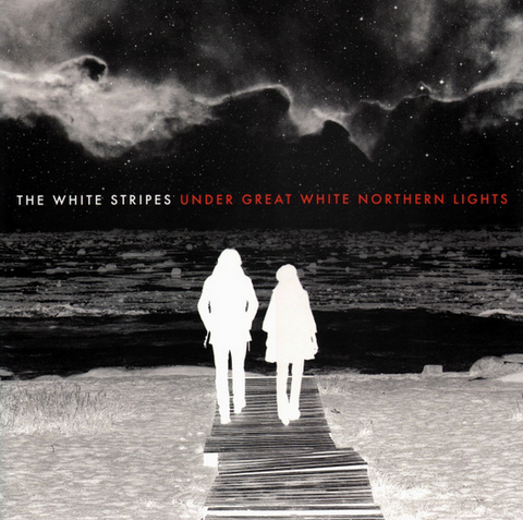 The White Stripes 'Under Great White Northern Lights' 2xLP