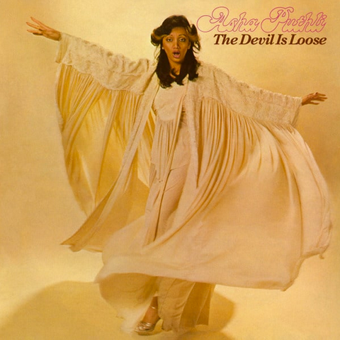 Asha Pulthi 'The Devil Is Loose' LP