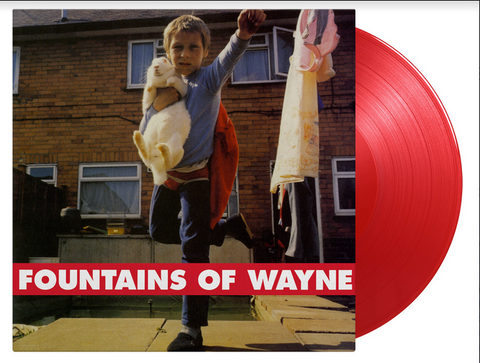 Fountains Of Wayne 'Fountains Of Wayne' LP