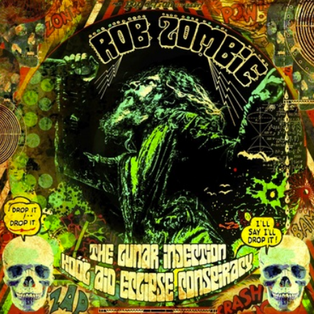 Rob Zombie 'The Lunar Injection Kool Aid Eclipse Conspiracy' LP