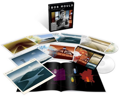 Bob Mould 'Distortion: 2008-2019' 7xLP Box Set