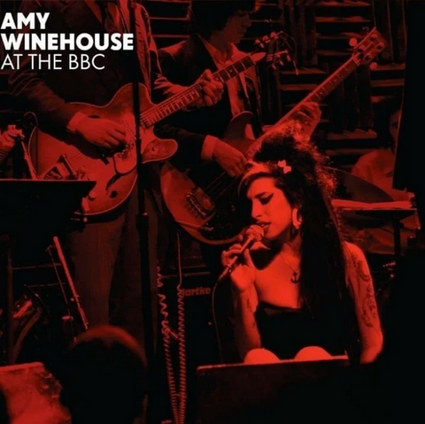 Amy Winehouse 'At The BBC' 3xLP