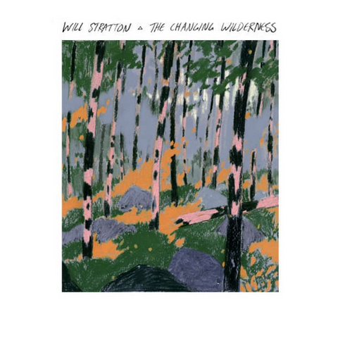 Will Stratton 'The Changing Wilderness' LP