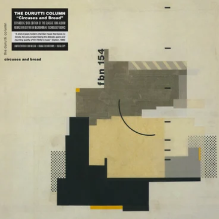 Durutti Column 'Circuses and Bread' 2xLP