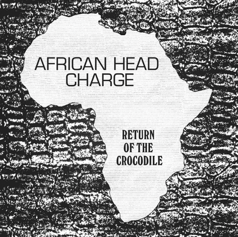 African Head Charge 'Return Of The Crocodile' LP
