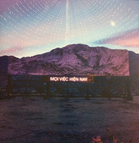 Arcade Fire 'Môi viện hiện nay (Everything Now)' LP (Vietnamese Version)