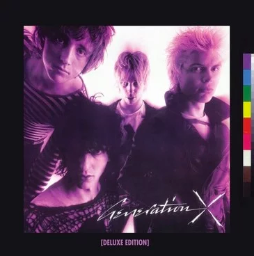 Generation X 'Generation X (Deluxe Edition)' 3xLP