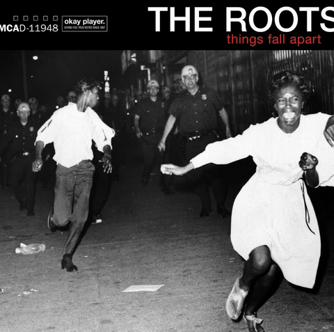 The Roots 'Things Fall Apart' 3xLP