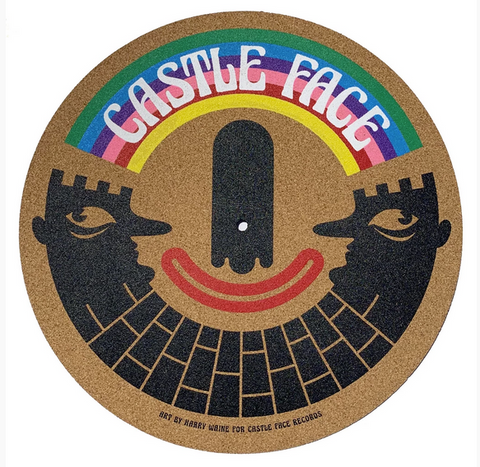 Castle Face Records Cork Slipmat
