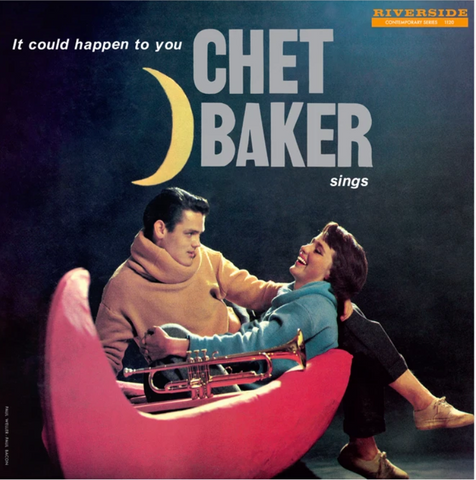 Chet Baker 'Chet Baker Sings: It Could Happen To You' LP