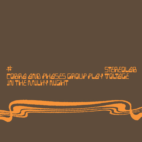 Stereolab 'Cobra and Phases Group Play Voltage In The Milky Night' 3xLP