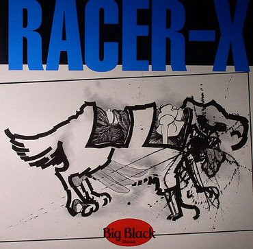 Big Black 'Racer-X' LP