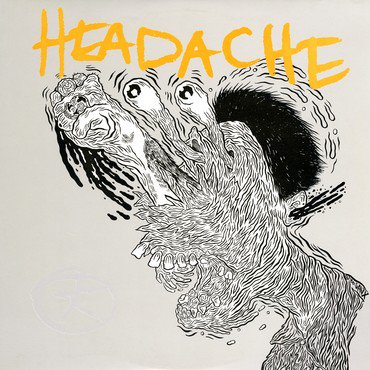"Big Black ""Headache' 12"""
