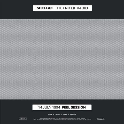 Shellac 'The End Of Radio' 2xLP