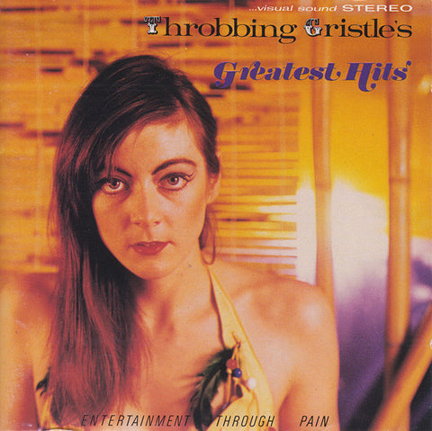 Throbbing Gristle 'Throbbing Gristle's Greatest Hits' LP