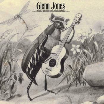 Glenn Jones 'Against Which The Sea Continually Beats' 2xLP