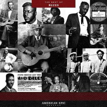Various 'American Epic: The Best of Blues' LP