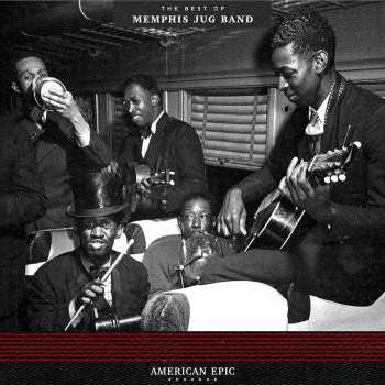Memphis Jug Band 'American Epic: The Best of Memphis Jug Band' LP