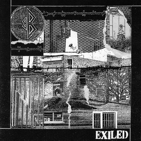 Bad Breeding 'Exiled' LP