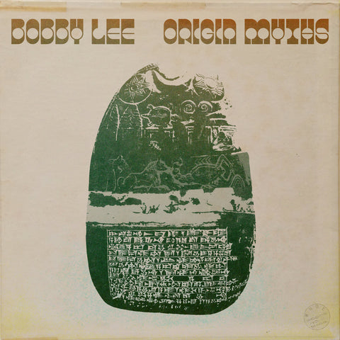 Bobby Lee 'Origin Myths' LP