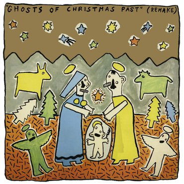 Various 'Ghosts Of Christmas Past' 2xLP