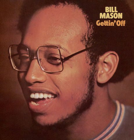 Bill Mason 'Gettin' Off' LP