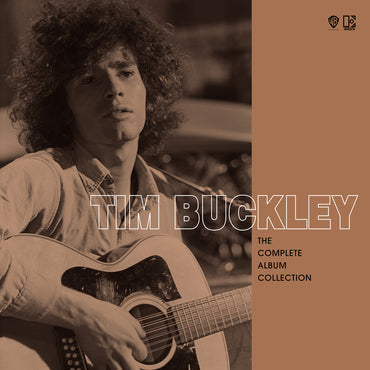 Tim Buckley 'The Complete Album Collection 1966-1972' 7xLP Box Set