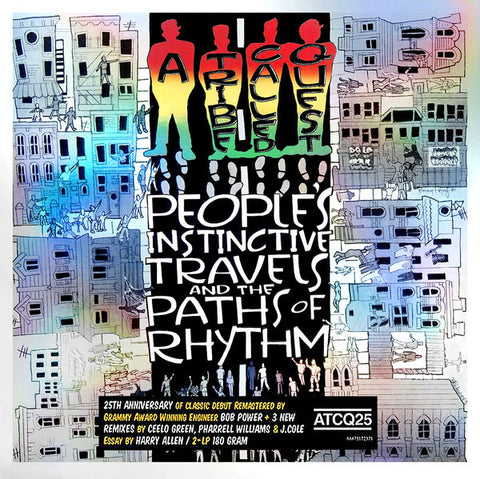 A Tribe Called Quest 'People's Instinctive Travels And The Paths Of Rhythm' 2xLP