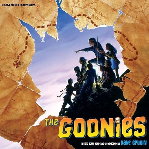 Dave Grusin 'The Goonies (Original Motion Picture Score)' 2xLP