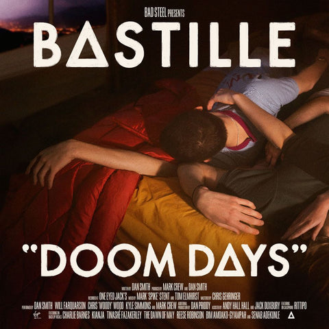 Bastille 'Doom Days' LP
