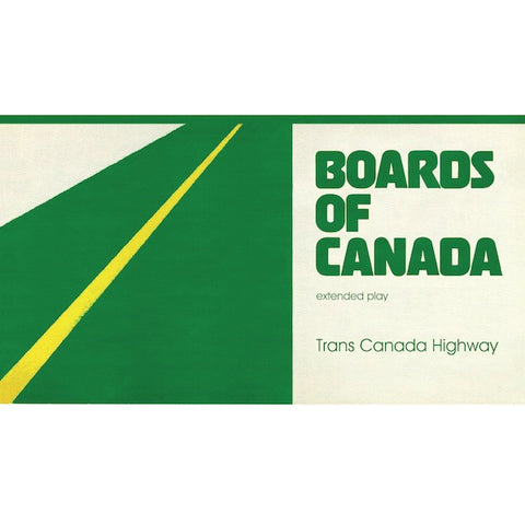 Boards Of Canada 'Trans Canada Highway' 12""