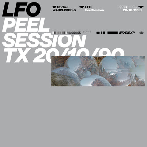 LFO 'Peel Session' 12""