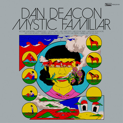 Dan Deacon 'Mystic Familiar' LP