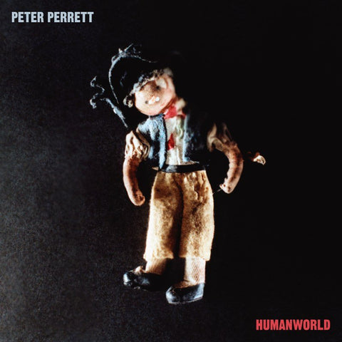 Peter Perrett 'Humanworld' LP