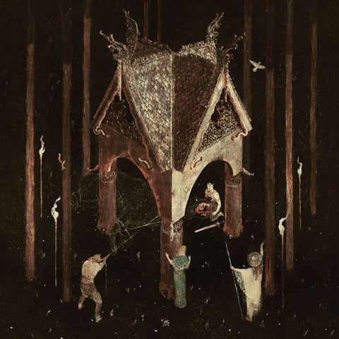 Wolves In The Throne Room 'Thrice Woven' 2xLP