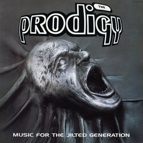 The Prodigy 'Music For The Jilted Generation' 2xLP