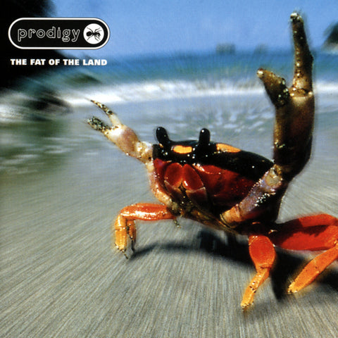 The Prodigy 'The Fat Of The Land' 2xLP
