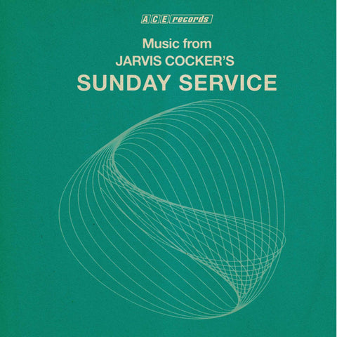 Various 'Music From Jarvis Cocker's Sunday Service' 2xLP