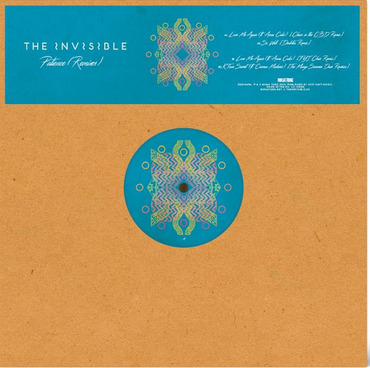 The Invisible 'Patience (Remixes)' 12""