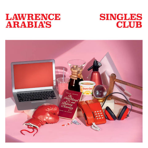 Lawrence Arabia 'Lawrence Arabia's Singles Club' LP