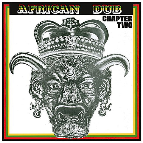 Joe Gibbs 'African Dub Chapter Two' LP