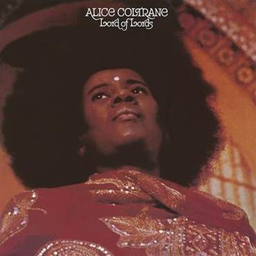 Alice Coltrane 'Lord Of Lords' LP