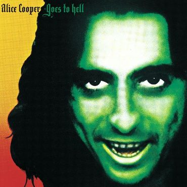 Alice Cooper 'Alice Cooper Goes To Hell' LP